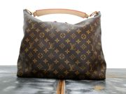 Louis Vuitton Sully MM Shoulder Bag