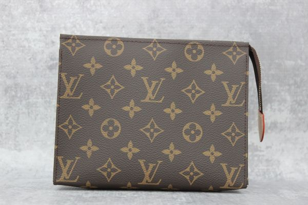 Louis Vuitton Monogram Canvas Toiletry Pouch 19