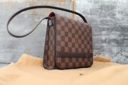 Louis Vuitton Damier Ebene TRIBECA MINI Shoulder Bag
