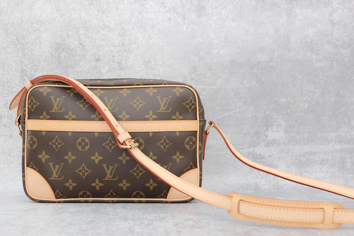 4fd8a4e0a3a3 Louis Vuitton Monogram Trocadero 27 at Jill s Consignment