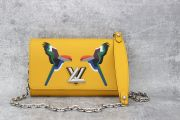 Louis Vuitton Epi Twist Wallet on Chain Parrots