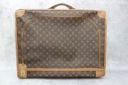 Louis Vuitton Vintage Monogram Canvas Suitcase