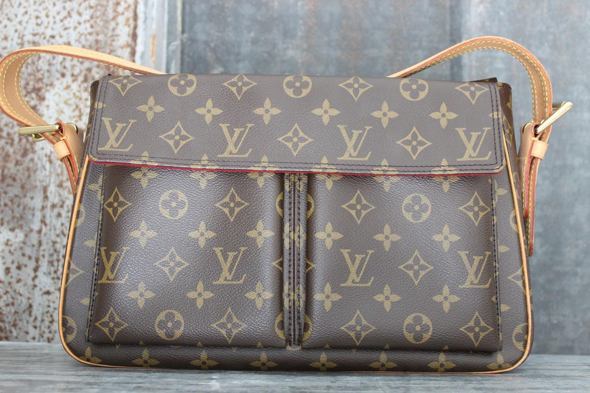 24729c9d42d2 Louis Vuitton VIVA CITE GM Shoulder Bag. Tap to expand