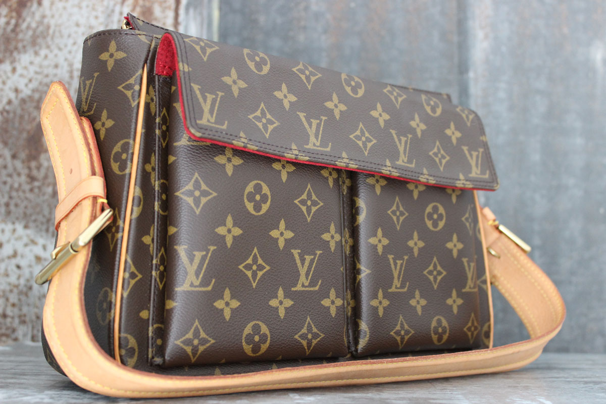 Louis Vuitton VIVA CITE GM Shoulder Bag. Tap to expand 2b9fd5589c