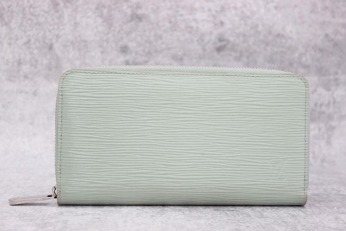 817cbc072680 Louis Vuitton Epi Electric Zippy Wallet Amande at Jill s Consignment