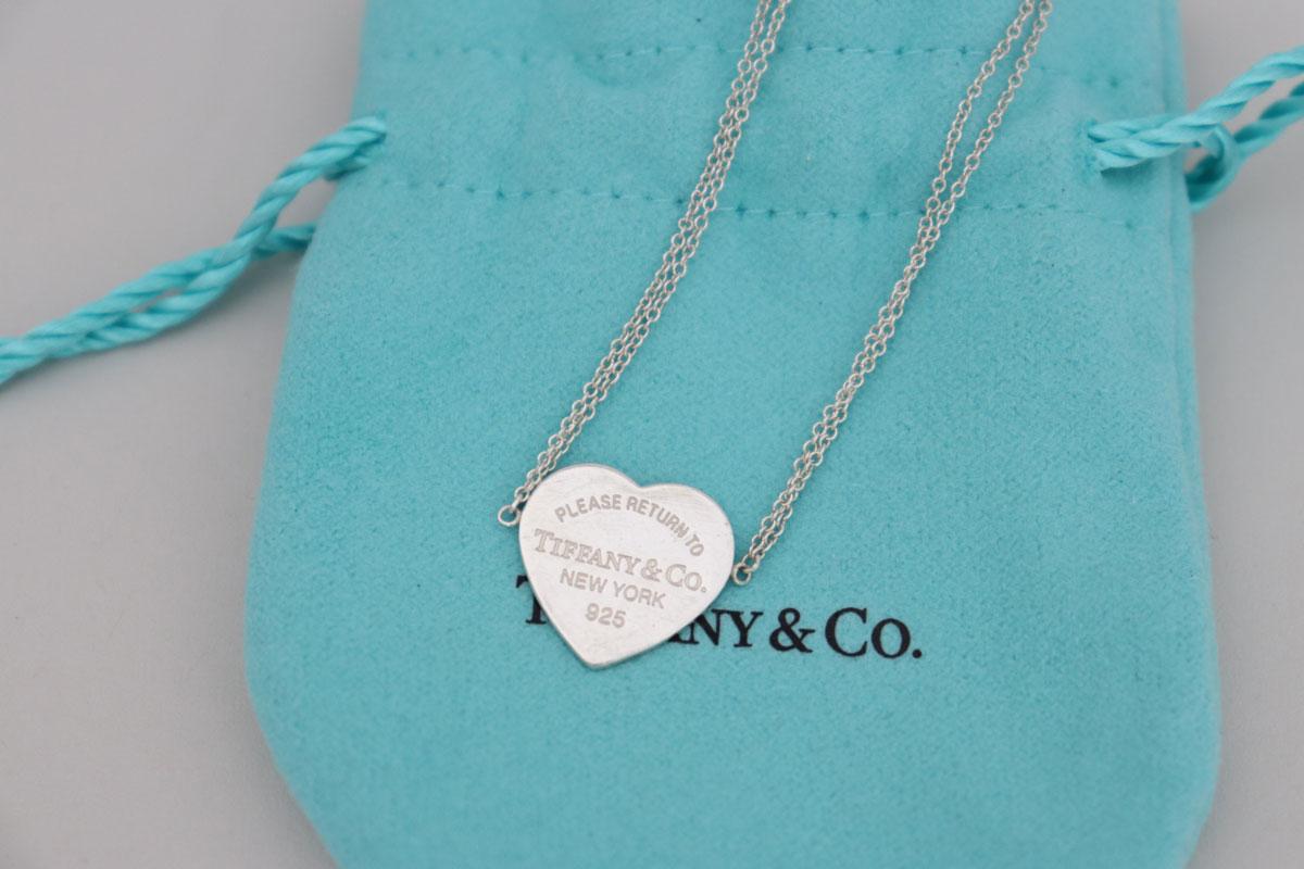 Tiffany Return To Tiffany Heart Tag Bracelet At Jill S Consignment