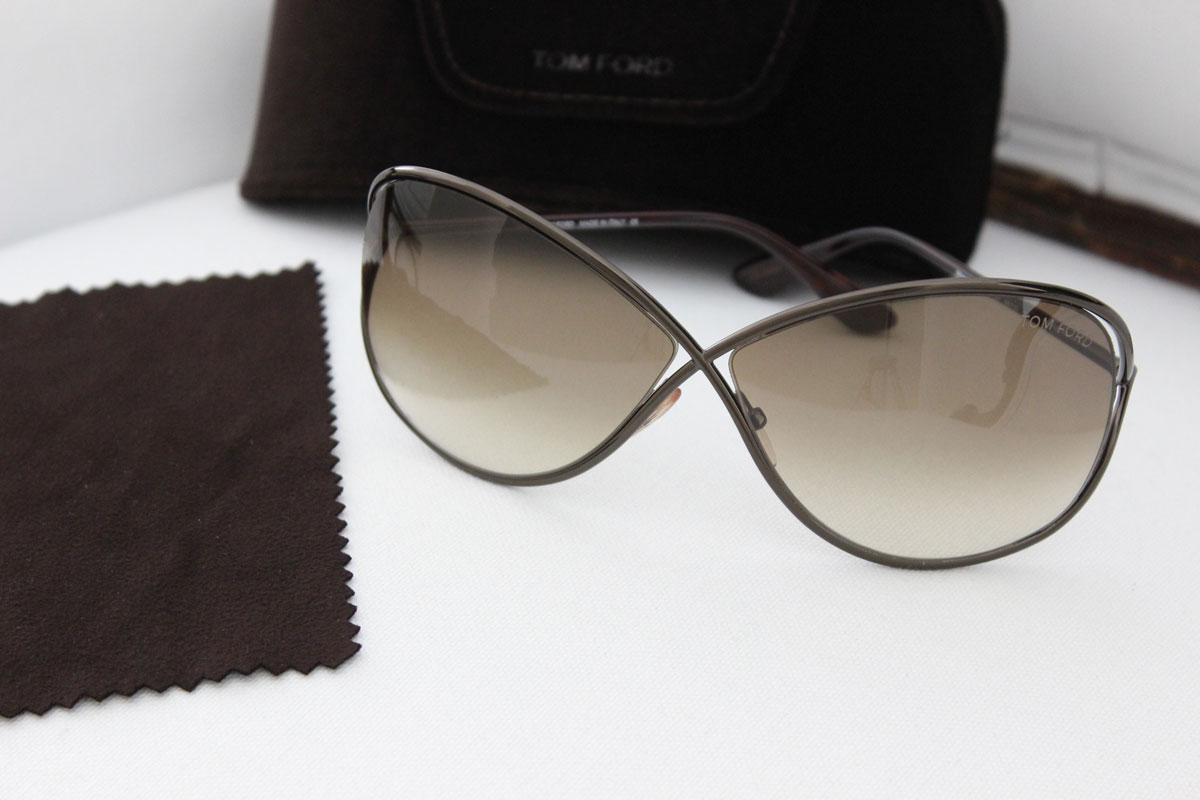 d72e8a6167 Tom Ford Miranda Butterfly Sunglasses TF130 at Jill s Consignment